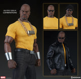 Sideshow Luke Cage Marvel Hero for Hire Sixth Scale Figure - Collectors Row Inc.