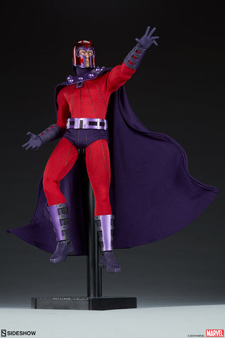 X-Men Magneto Marvel Comics Sixth Scale Figure by Sideshow Collectibles - Collectors Row Inc.