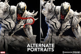 Anti-Venom Spider-Man Statue Marvel by Sideshow Collectibles and Prime1 - Collectors Row Inc.