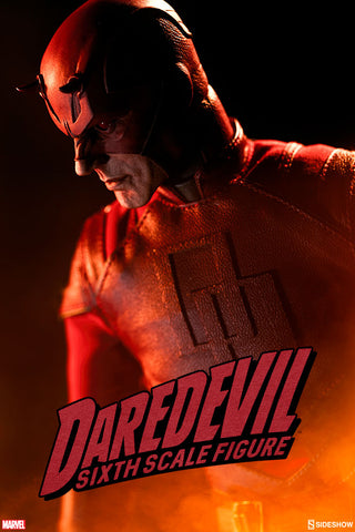 Sideshow Daredevil 1/6 Scale Action Figure Marvel Comics - Collectors Row Inc.