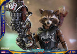 Rocket DELUXE Version Marvel Guardians of the Galaxy Vol. 2 1/6 Figure by Hot Toys - Collectors Row Inc.