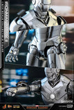 Hot Toys Iron Man Mark II- DIECAST Movie Masterpiece Series - Sixth Scale Figure - Collectors Row Inc.