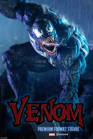 Venom Premium Format Figure Statue by Sideshow Collectibles