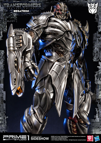 Megatron-Transformers: The Last Knight - Statue by Prime 1 Studio