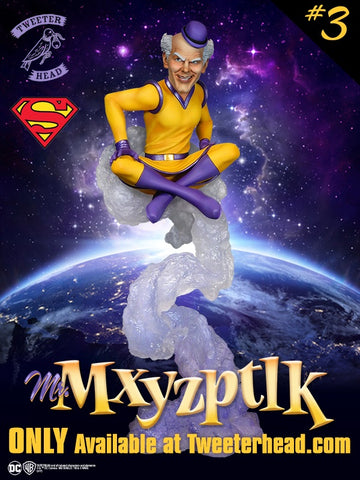 Mr Mxyzptlk Super Powers Maquette DC Statue by Tweeterhead - Collectors Row Inc.