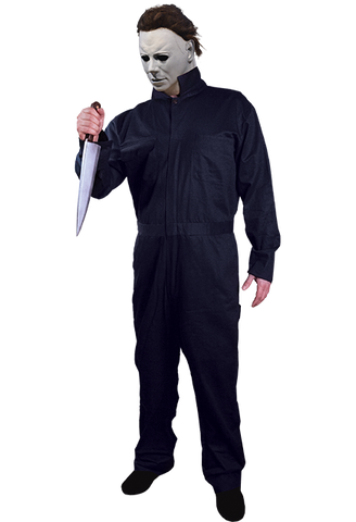 Halloween 1978 - Michael Myers Coveralls - Adult by Trick or Treat Studios - Collectors Row Inc.