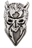 GHOST NAMELESS GHOUL ANTIQUE NICKEL Enamel Pin Officially Licensed Trick or Treat Studios - Collectors Row Inc.