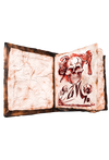 Evil Dead 2: Book of the Dead Necronomicon Prop with Printed Pages by Trick or Treat Studios - Collectors Row Inc.