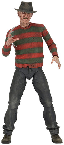 NECA Nightmare on Elm Street 2 Freddy 1/4 Scale Action Figure - Collectors Row Inc.