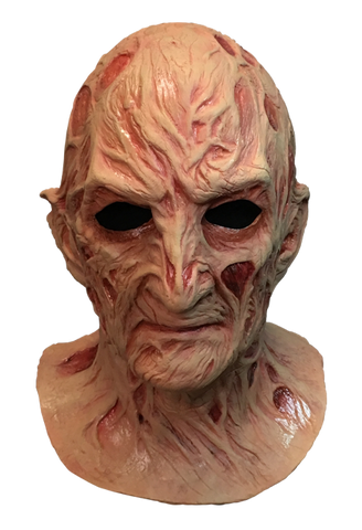 Freddy Krueger Mask Nightmare on Elm Street 4 Dream Master by Trick or Treat Studios - Collectors Row Inc.