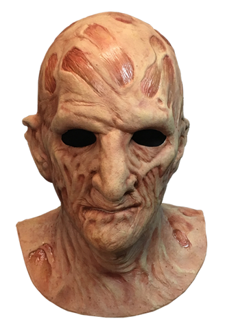 Freddy Krueger Mask Nightmare on Elm Street 2 Freddy's Revenge by Trick or Treat Studios - Collectors Row Inc.