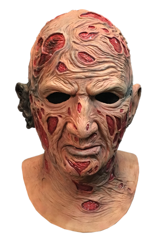 Freddy Krueger Mask Nightmare on Elm Street by Trick or Treat Studios - Collectors Row Inc.