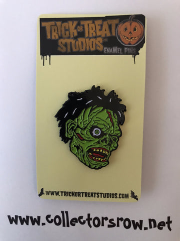 SHOCK MONSTER Enamel Pin Officially Licensed by Trick or Treat Studios - Collectors Row Inc.