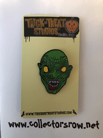 CHUD THE SEWER MONSTER Enamel Pin Officially Licensed by Trick or Treat Studios