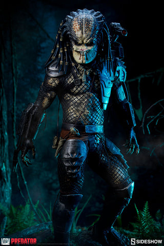 Sideshow Predator Jungle Hunter Maquette Statue - Collectors Row Inc.