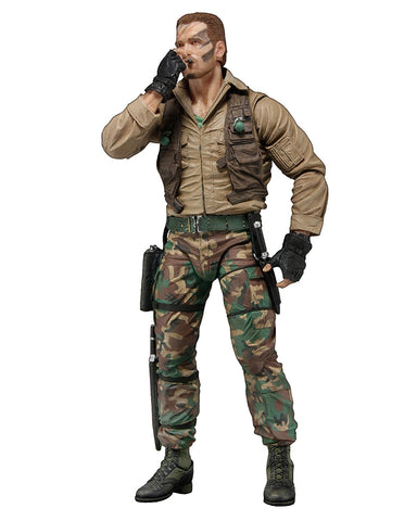 "NECA - Predator - 7"" scale action figure - 30th anniversary Jungle Extraction Dutch - Collectors Row Inc."