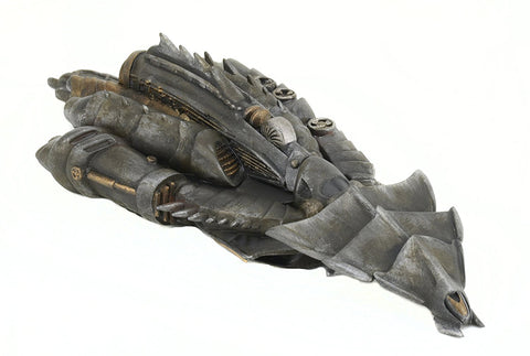 NECA CINEMACHINES Die Cast Collectibles Series 2 Predator Tribe Ship Toy Figure - Collectors Row Inc.