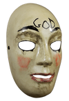The Purge: Anarchy God Mask by Trick or Treat Studios - Collectors Row Inc.