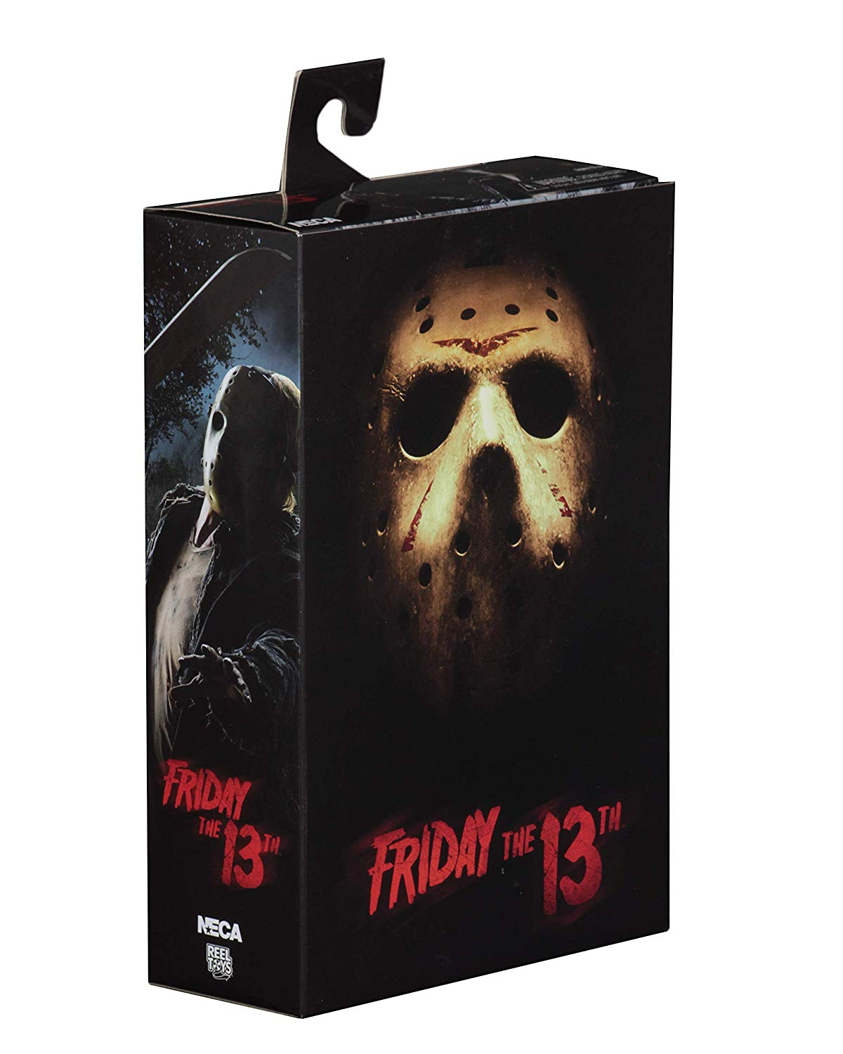 "NECA Friday the 13th - 7"" Scale Action Figure - Ultimate Jason (2009) - Collectors Row Inc."