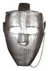 Quiet Riot Metal Health Mask by Trick or Treat Studios - Collectors Row Inc.