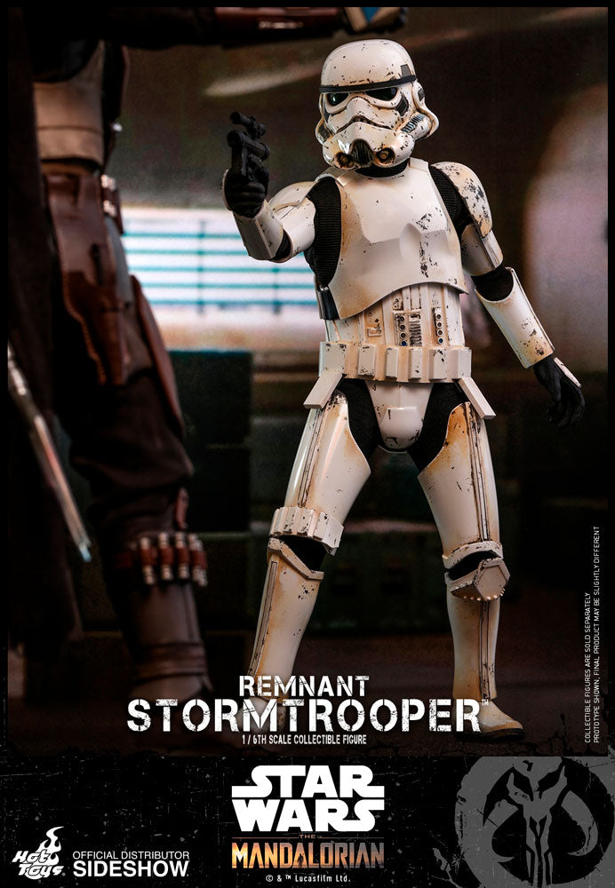 Remnant Stormtrooper Sixth Scale Figure - Collectors Row Inc.