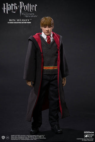 Star Ace Ron Weasley- Harry Potter and the Prisoner of Azkaban - Sixth Scale Figure