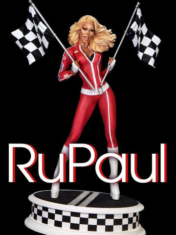 RuPaul's Drag Race Statue Maquette by Tweeterhead - Collectors Row Inc.