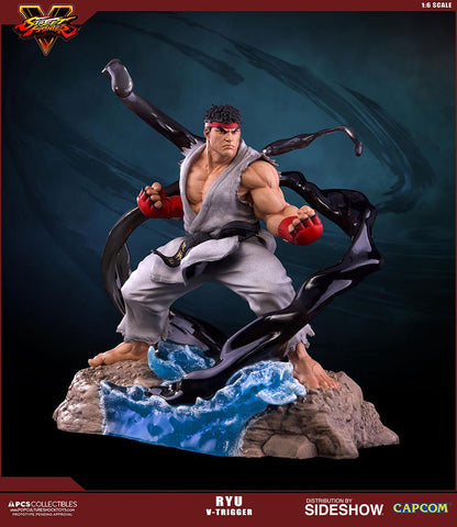 Ryu V-Trigger Statue by PCS Pop Culture Shock - Collectors Row Inc.