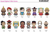 Kidrobot Street Fighter V Mini Series Factory Sealed Display Case 20 Blind Boxes - Collectors Row Inc.
