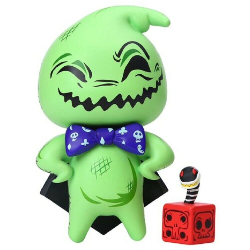 Oogie Boogie with Dice Figurine Nightmare Befor Christmas World of Miss Mindy - Collectors Row Inc.