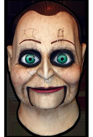 Dead Silence Billy Puppet Mask by Trick or Treat Studios - Collectors Row Inc.