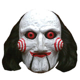 SAW Billy Puppet Jigsaw Mask by Trick or Treat Studios - Collectors Row Inc.