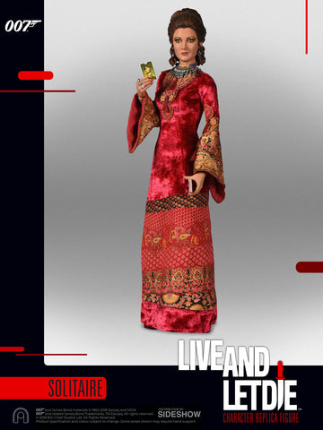 BIG Chief Studios Solitaire Live and Let Die 1/6 Scale Figure - Collectors Row Inc.