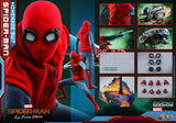 Hot Toys Spider-Man: Far From Home Marvel (Homemade Suit) Sixth Scale Figure - Collectors Row Inc.