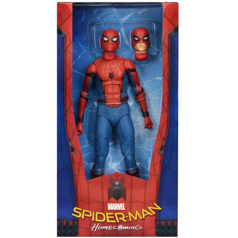 NECA Spider-Man Homecoming 1/4 Scale Action Figure - Collectors Row Inc.