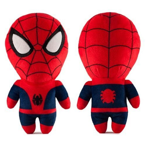 Kidrobot Marvel Phunny Spider-Man Plush Figure - Collectors Row Inc.