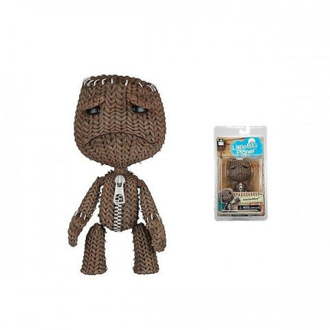 NECA Sad Sackboy LittleBigPlanet – 7″ Scale Action Figure – Series 1 - Collectors Row Inc.