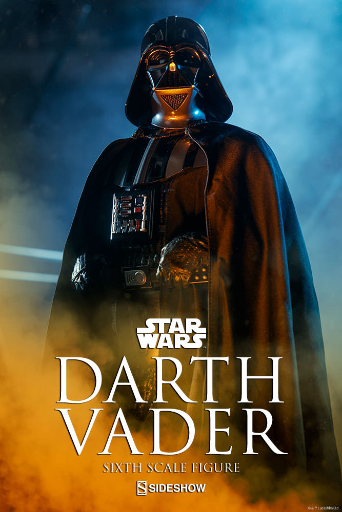 Darth Vader Star Wars: Return of the Jedi - Sixth Scale Figure - Collectors Row Inc.