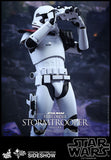 First Order Stormtrooper Officer Star Wars Movie Masterpiece Series - Sixth Scale Figure by Hot Toys - Collectors Row Inc.