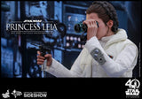 Hot Toys Princess Leia Episode V: The Empire Strikes Back - Movie Masterpiece Series - Sixth Scale Figure - Collectors Row Inc.