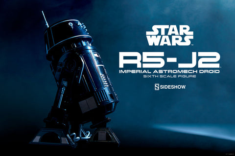 Sideshow Star Wars R5-J2 Imperial Astromech Droid 1/6 Scale Figure - Collectors Row Inc.