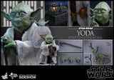Yoda Star Wars ESB - Movie Masterpiece Series - Sixth Scale Figure by Hot Toys