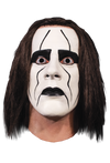 WWE - Sting Deluxe Full Head Mask by Trick or Treat Studios - Collectors Row Inc.