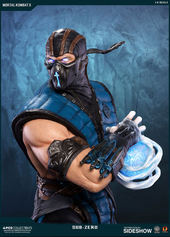 PCS Mortal Kombat Sub Zero 1/4 Statue by Pop Culture Shock