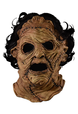 The Texas Chainsaw Massacre 3D Leatherface Mask by Trick or Treat Studios - Collectors Row Inc.