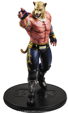 First 4 Figures Tekken 5: King (Dark Resurrection Version) 1:4 Scale Statue - Collectors Row Inc.