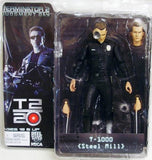 NECA Terminator 2: T-1000 [Steel Mill] Series 2 - Collectors Row Inc.
