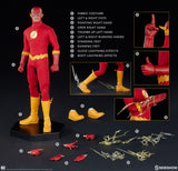 The Flash DC Comics Sixth Scale Figure by Sideshow Collectibles - Collectors Row Inc.