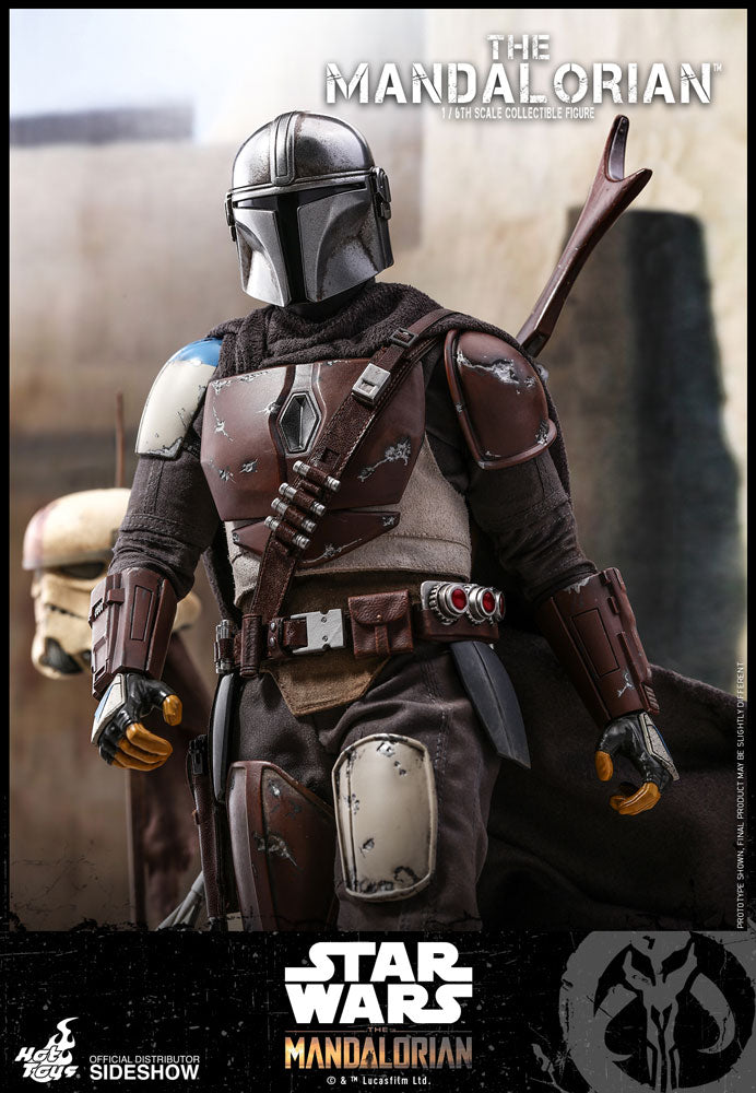 Boba Fett The Mandalorian Sixth Scale Figure - Collectors Row Inc.