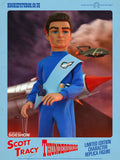 Scott Tracy International Rescue Character Figure - Sixth Scale Figure by BIG Chief Studios - Collectors Row Inc.